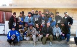 Christmas Camp Wolfe, Iraq 2007