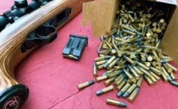 """Here is a Life-Lesson To Heed: """"Never Drive A Shredder Over Small-Arms Ammunition."""" (You're Welcome.)"""