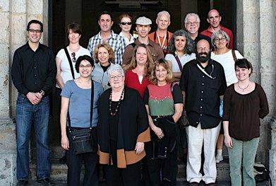 Chapter Members, 2008 Annual Meeting, Guadalajara, Mexico