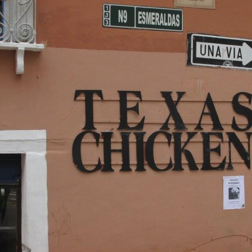 Where In The Heck Is Texas Annie Ecuador