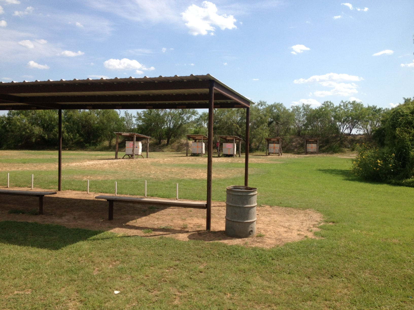 Tac Outdoor Ranges Texas Archery