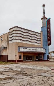 Baby O Theater Dallas