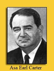 Asa Earl Carter