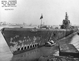 USS Harder