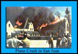 San Juan Plane Crash