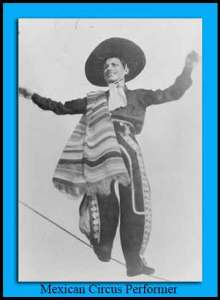 Mexican circus