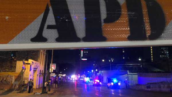 Three Persons were Hospitalized Following a Shooting East of Downtown San Antonio