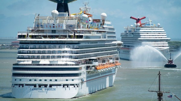 This July The Carnival Cruise Lines Will Resume Their Service From Galveston