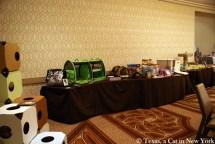 Cat Lounge BlogPaws 2013