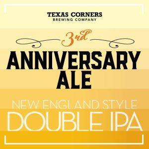 3rd Anniversary Beer Release! @ Texas Corners Brewing Company | Kalamazoo | MI | United States