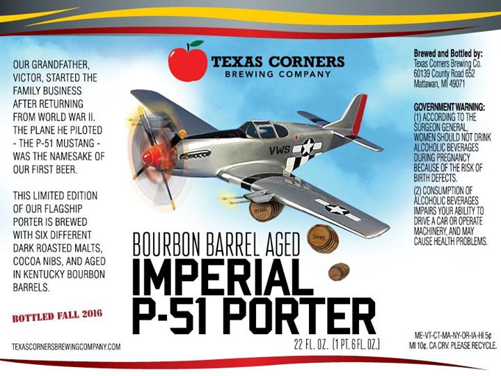 Vertical Tasting of BBA Imperial P-51 Porter - Texas Corners