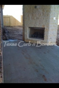Concrete Staining Before Image