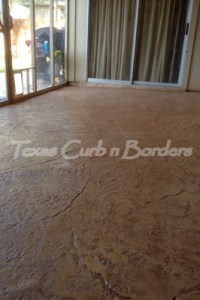 Custom Concrete Installation After Image