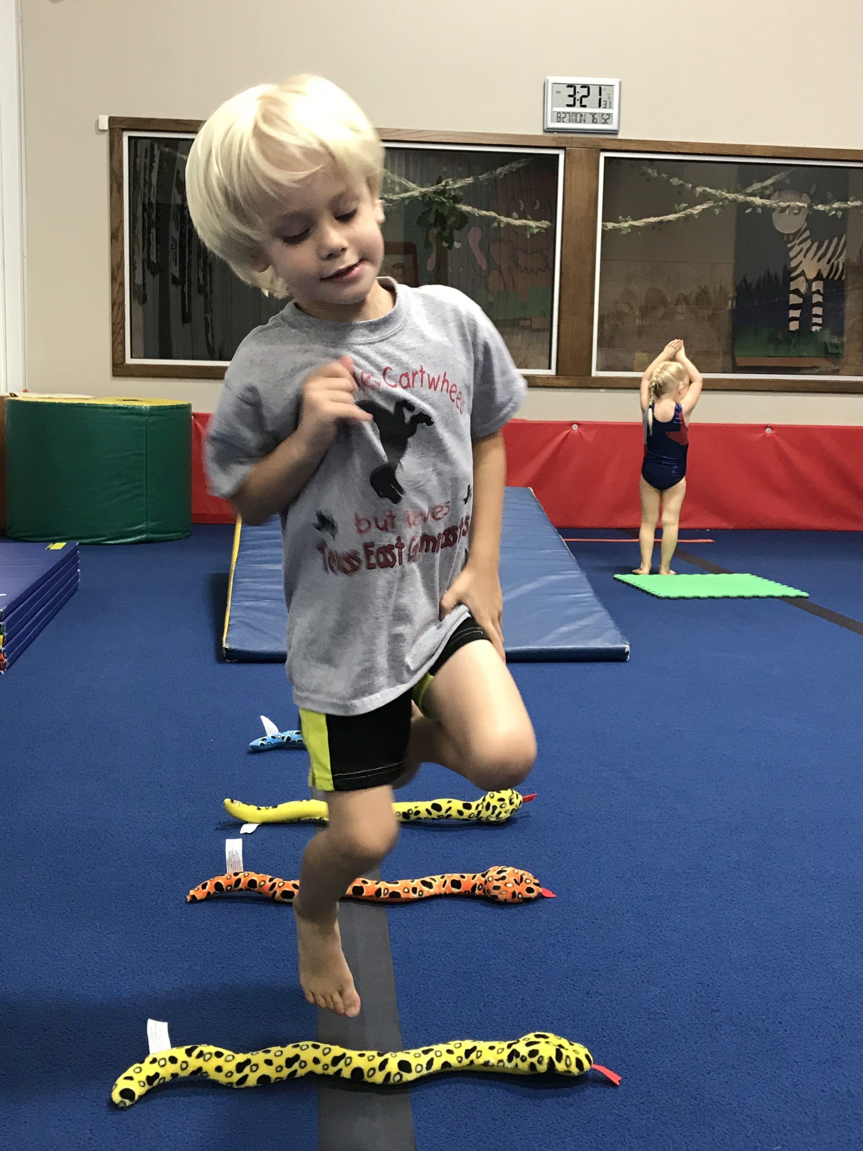 Preschool Jungle Gym