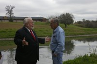 Michael Kubosh, Houston City Council Member and Tim Miller of Texas EquuSearch