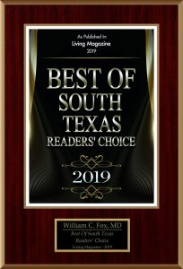 Best of South Texas Award 2019