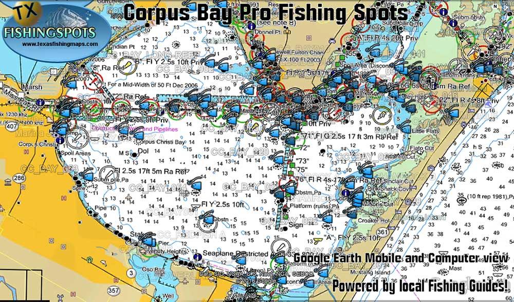 Corpus Christi Fishing Spots