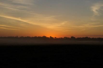 Sunrise at Damon 7 Lakes