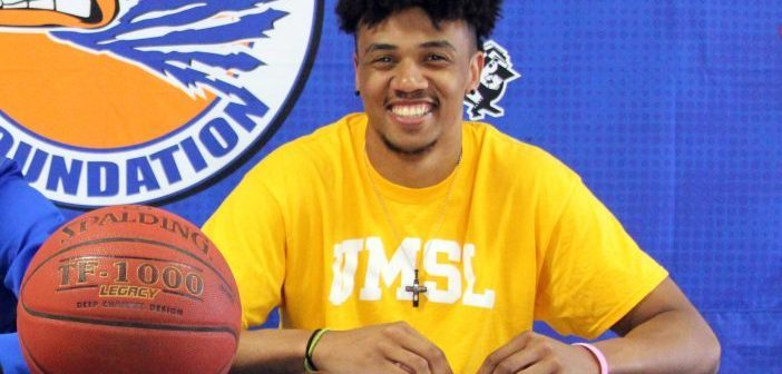 AC Basketball's Towery Signs with University of Missouri-St. Louis