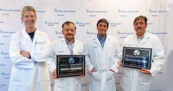 CHI St. Luke's Health-Memorial Lufkin Delivers Nationally Recognized Stroke Care