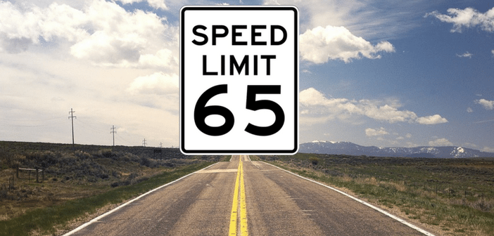 SH 7 East Speed Limit Recommended To Commissioners