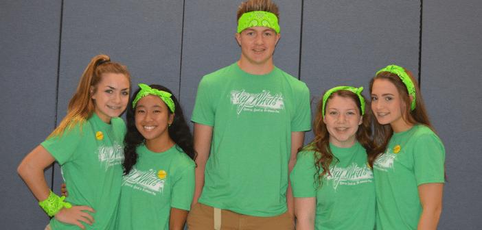 Pineywoods Community Academy Pledge to #BeTheFirst