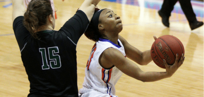 Lady Roadrunners Win OT Thriller over Panola  AC Win Streak Stretches to Seven Games