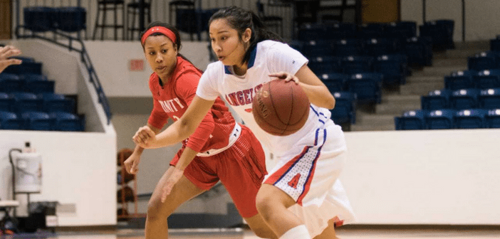 Lady Roadrunners Drop Heartbreaker to No. 5 Trinity Valley  Mack Finishes with 25/15 Effort in Loss
