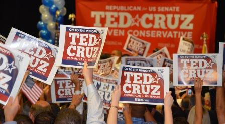 Ted Cruz Grassroots Victory 2012