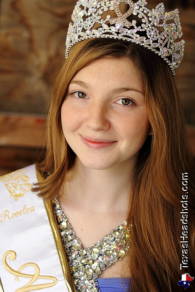 Pageant Headshot DFW