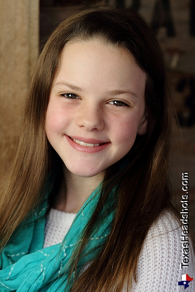Fort Worth Actor Headshot Megan Dalby 3052f