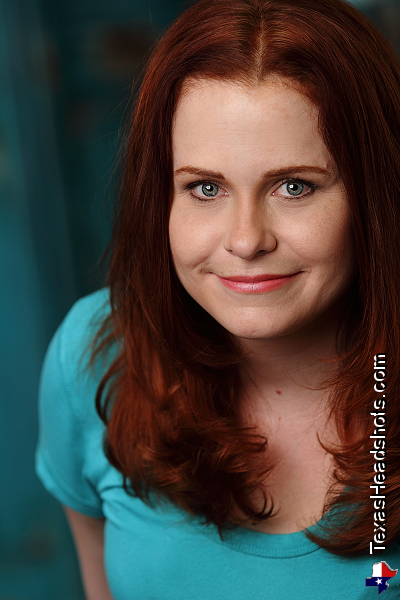 Dallas Actor Headshot Photography - Bri Bynon McGregor 9044