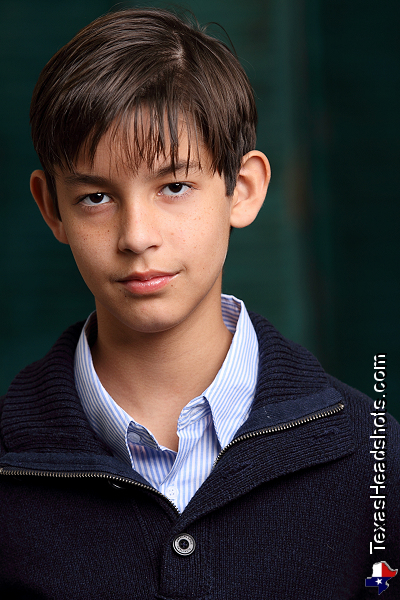 Dallas Actor Headshots - Sebastian Praysner 1775