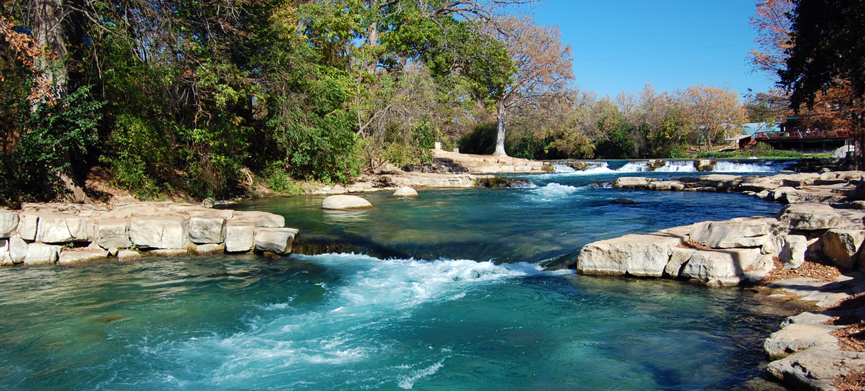 Texas Hill Country Fishing