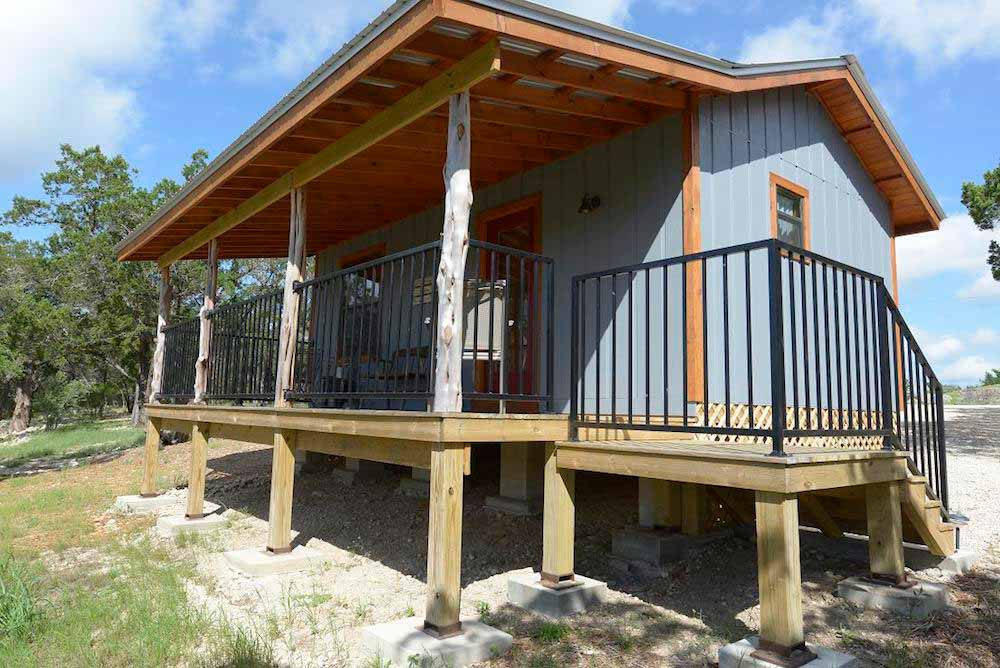 Buttercup Hill Scenic Cabins – Nonnie's Nest