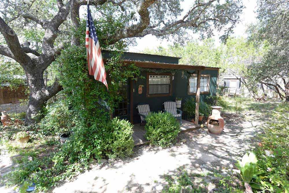 Gulley Creek Green House