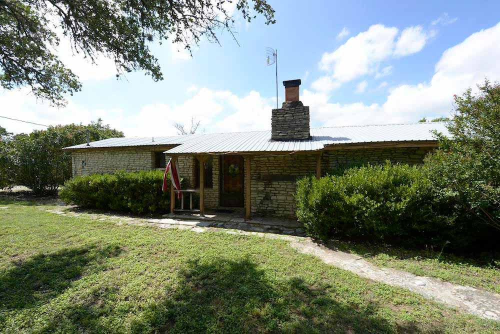 Gully Creek Ranch House