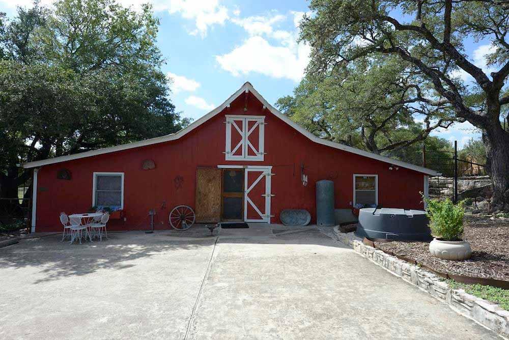 Rancho El Valle Chiquito – The Barn