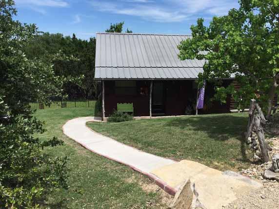 Hills of Romance Cedar Blossom Cottage