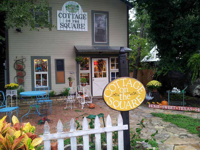 Cottage on the Square