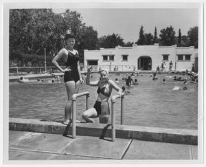 Washington Park Memorial Pool The Portal To Texas History