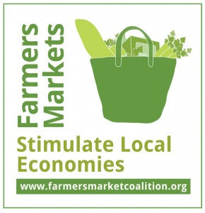 Farmers markets stimulate local economies