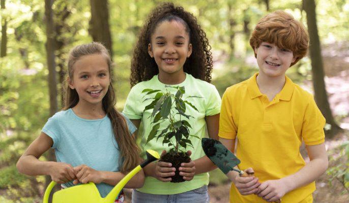 TCLF Farm to Kids Program
