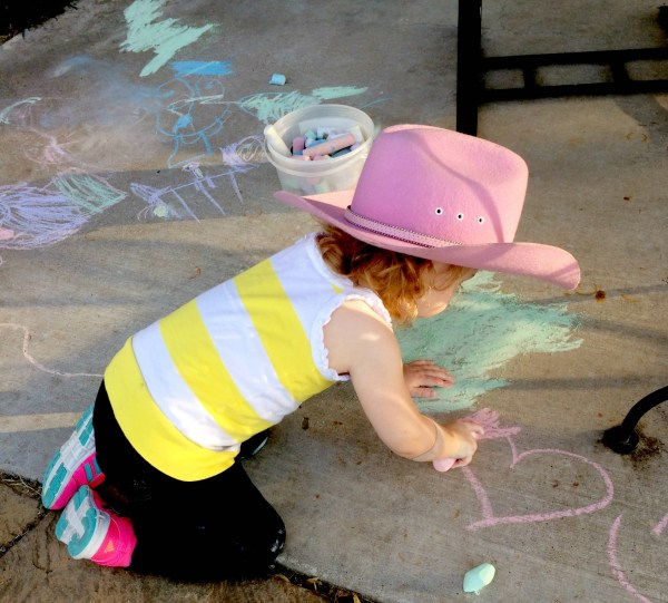Texas Lovely - Chalk
