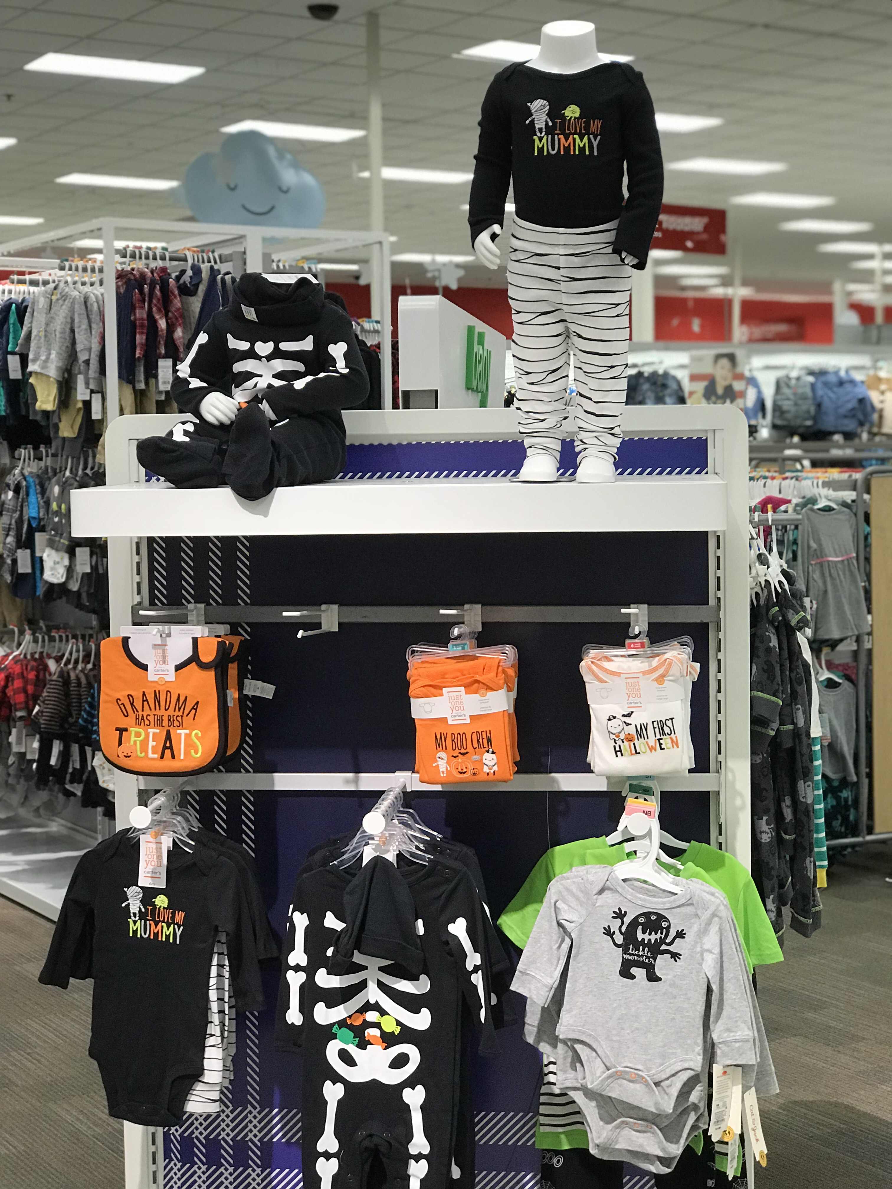 c6be0b642 I told you Target was on to something. Their buyers are doing a fantastic  job bringing in fresh and fun inventory. I could have played in the  Halloween ...