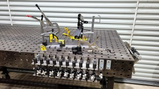 Weld Table Accessories