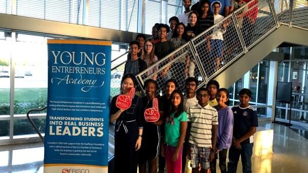 Young Entrepreneurs Academy/Facebook
