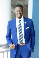 Traelon.Rodgers, Dillard student body president