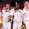 USA Olympics 3x3 Gold Medal Team