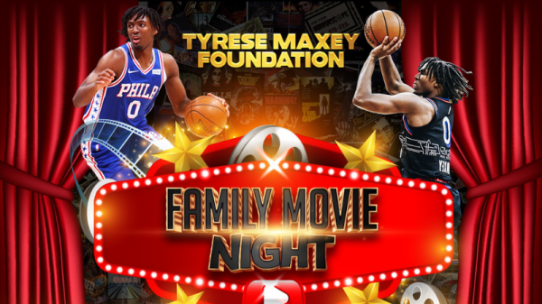Tyrese Maxey Foundation